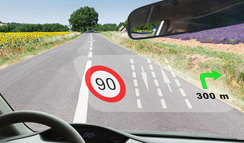 Auto Head-up Display