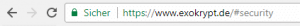 SSL-TLS Verschlüsselung im Browser